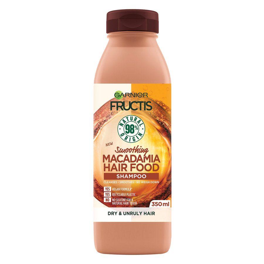 Garnier Fructis Hair Food Shampoo 350 ml ─ Macadamia