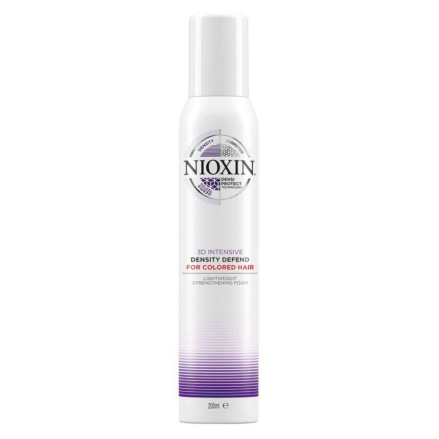 Nioxin 3D Intensive Density Defend For Colored Hair 200 ml