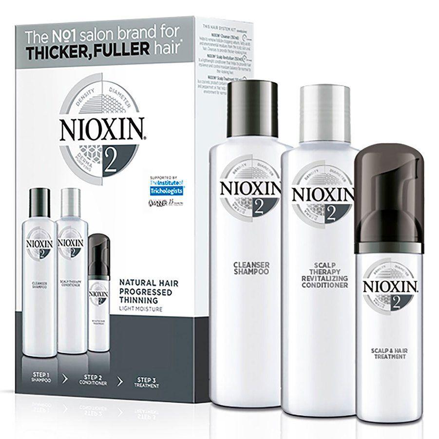 Nioxin System 2 Trial Kit