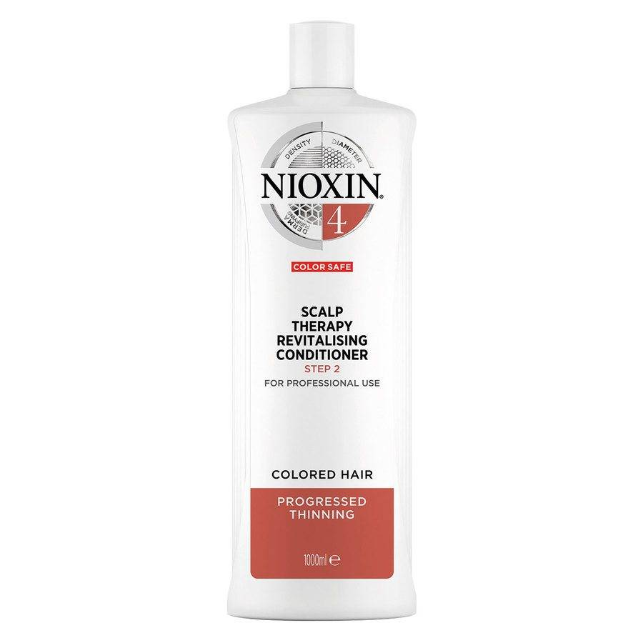 Nioxin System 4 Scalp Therapy Revitalizing Conditioner 1 000 ml
