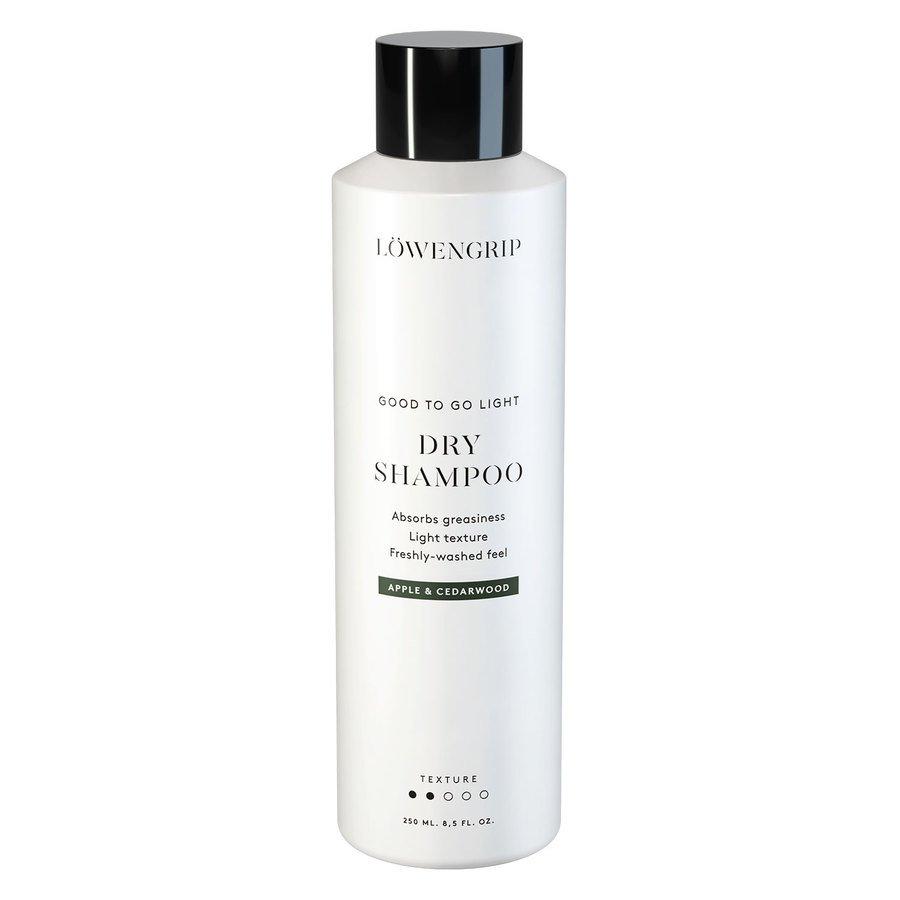 Löwengrip Good To Go Light Dry Shampoo Apple & Cedarwood 250ml