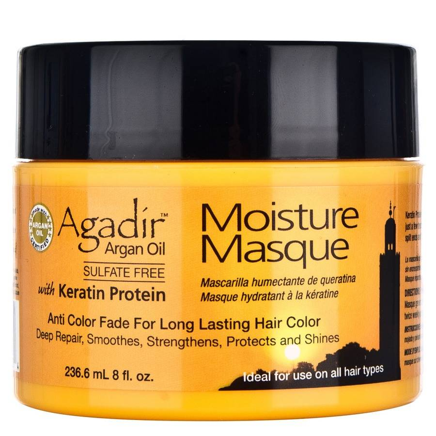 Agadir Argan Oil Moisture Masque 236ml