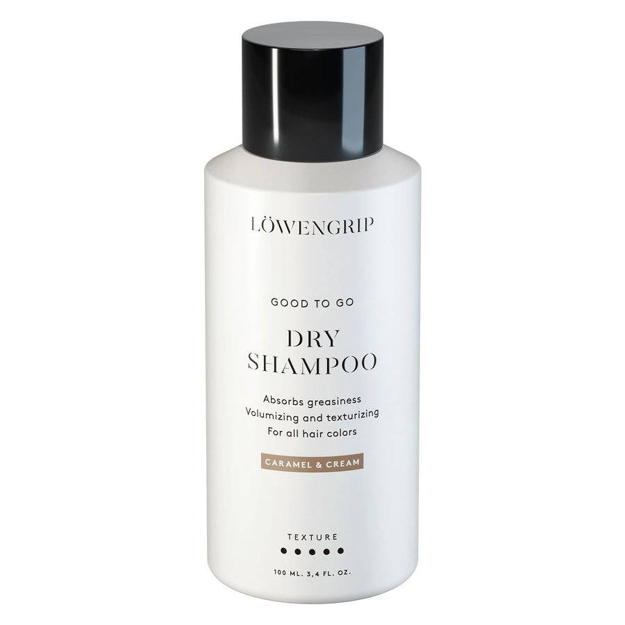 Löwengrip Good To Go Dry Shampoo Caramel & Cream 100ml