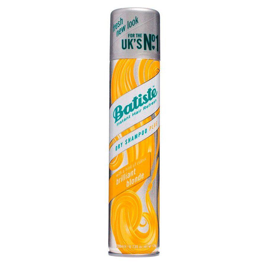 Batiste Dry Shampoo Plus Brilliant Blonde 200 ml