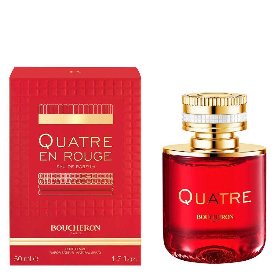 Boucheron Quatre En Rouge Eau De Parfum 50 ml