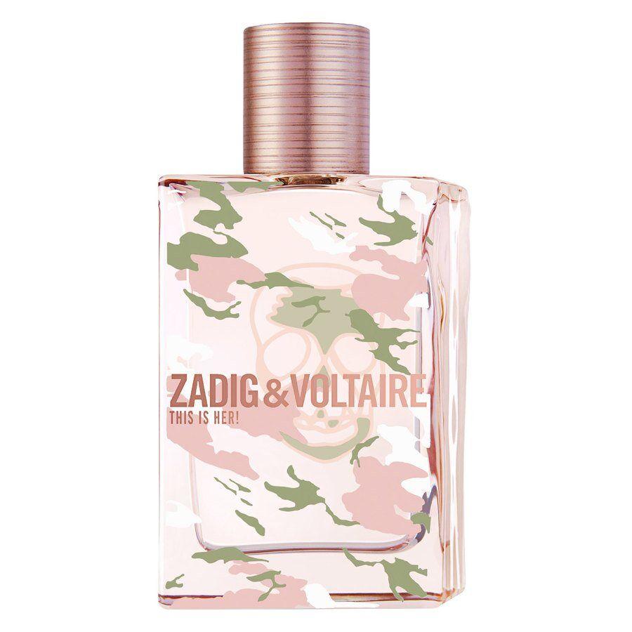 Zadig & Voltaire No Rules! This Is Her! Eau De Parfum 50 ml