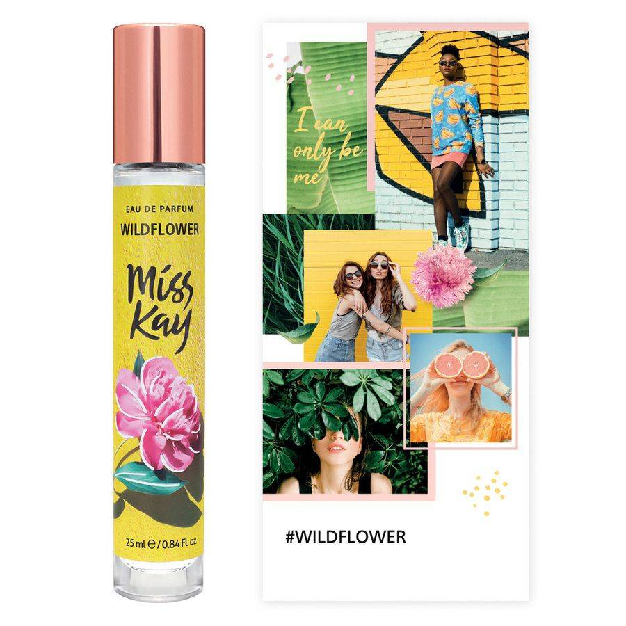 Miss Kay Wildflower Eau De Parfum 25 ml