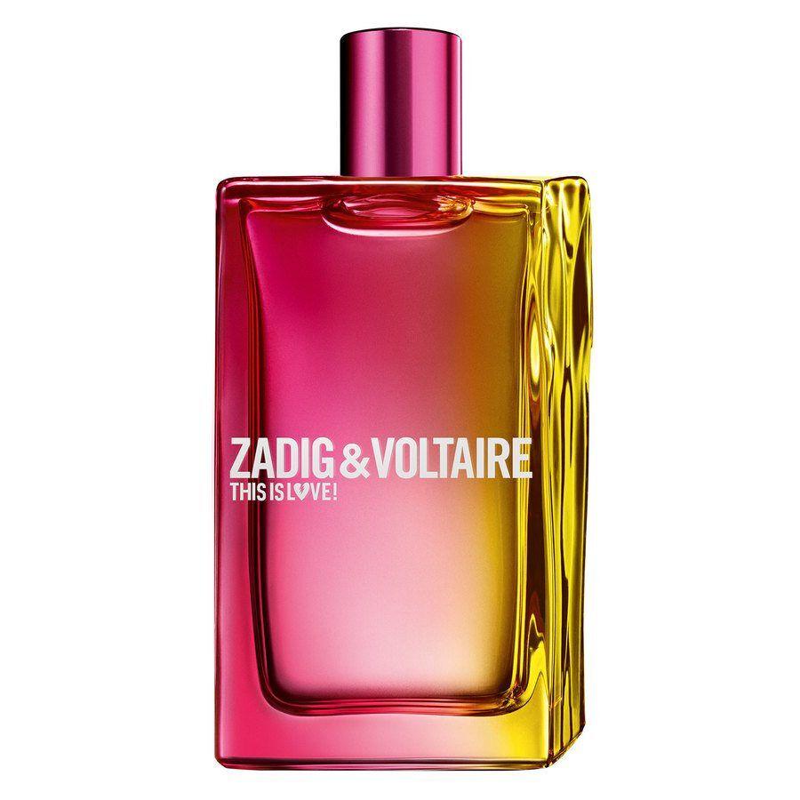 Zadig & Voltaire This Is Love Pour Elle Eau De Parfum 100 ml