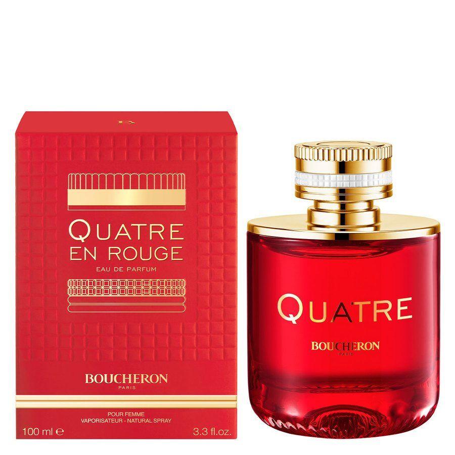 Boucheron Quatre En Rouge Eau De Parfum 100 ml