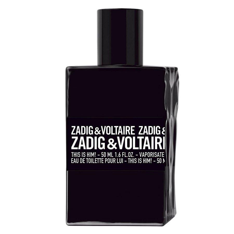 Zadig & Voltaire This Is Him Eau De Toilette 50 ml