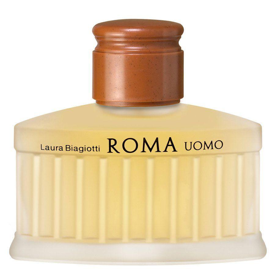 Laura Biagiotti Roma Uomo Eau De Toilette For Him 75 ml