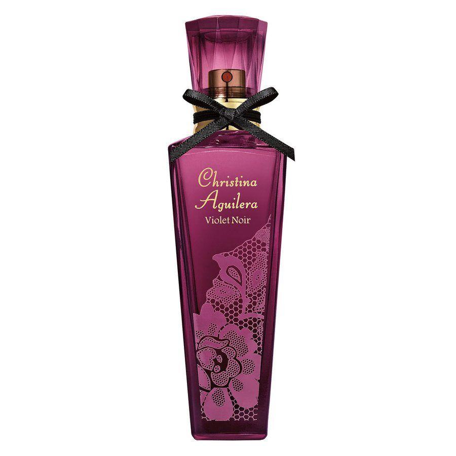 Elizabeth Arden Christina Aguilera Violet Noir Eau De Parfume 50 ml