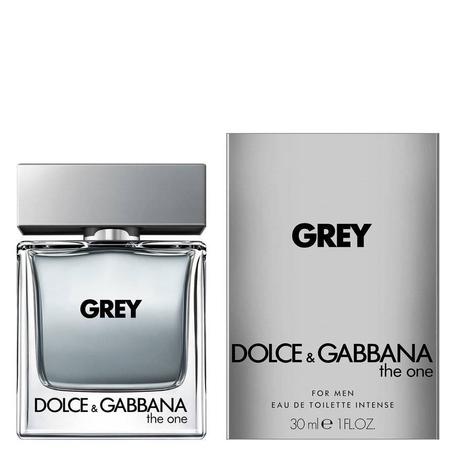 Dolce&Gabbana One Grey For Men Eau De Toilette 30 ml