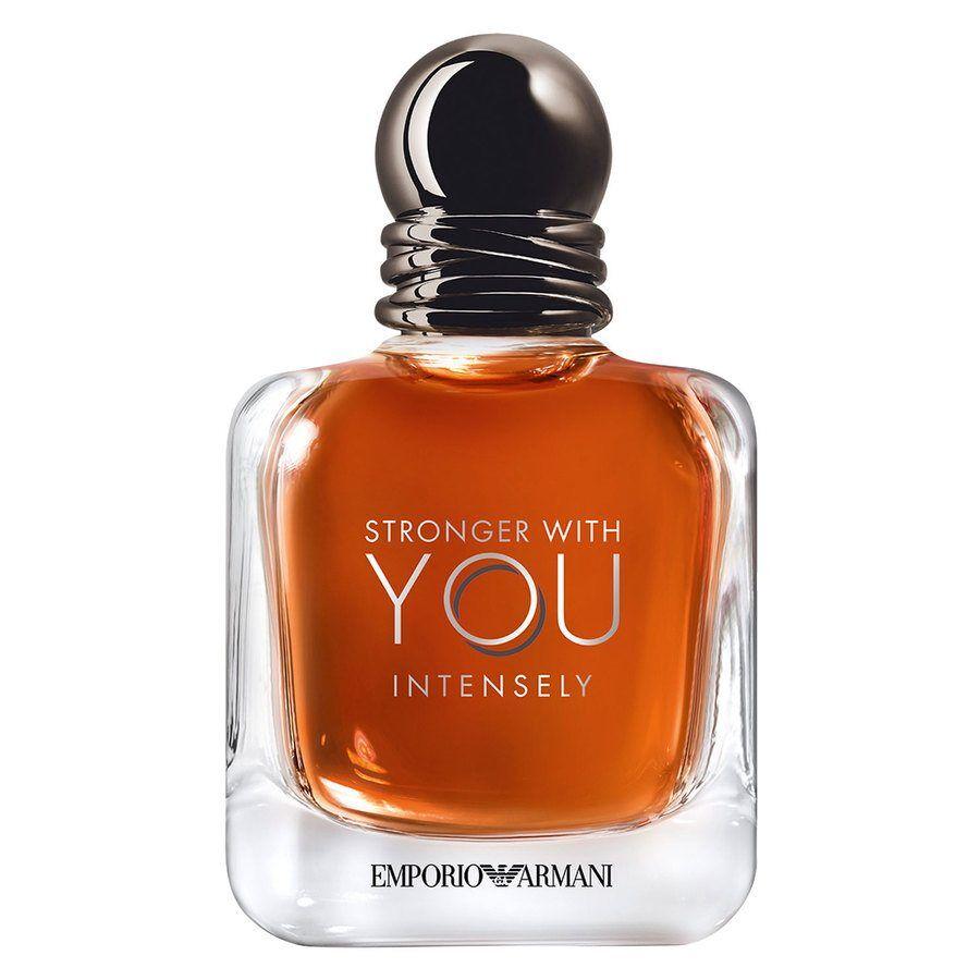 Image of Giorgio Armani Emporio Armani Stronger With You Intensely Eau De Parfum Men 50 ml