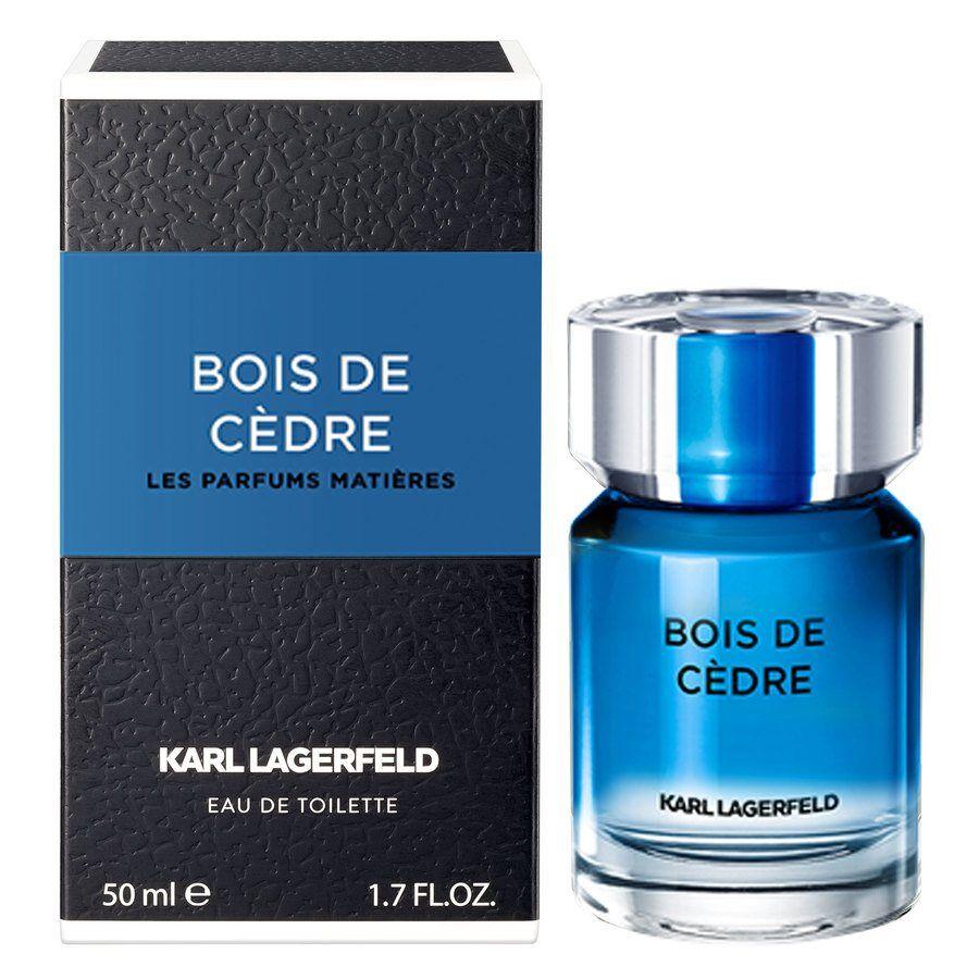 Lagerfeld Karl Lagerfeld Bois De Cèdre Eau De Toilette Men 50 ml