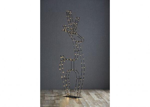 Star Trading LED koriste sisätiloihin 120 cm