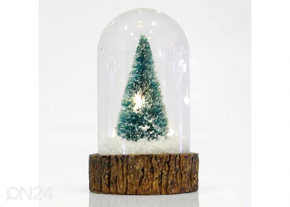 EUROLAMP LED joulukoristeet 4 kpl