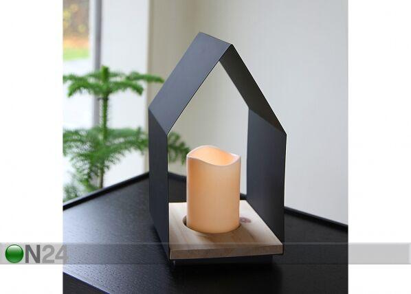 Star Trading Lyhty LED kynttilällä