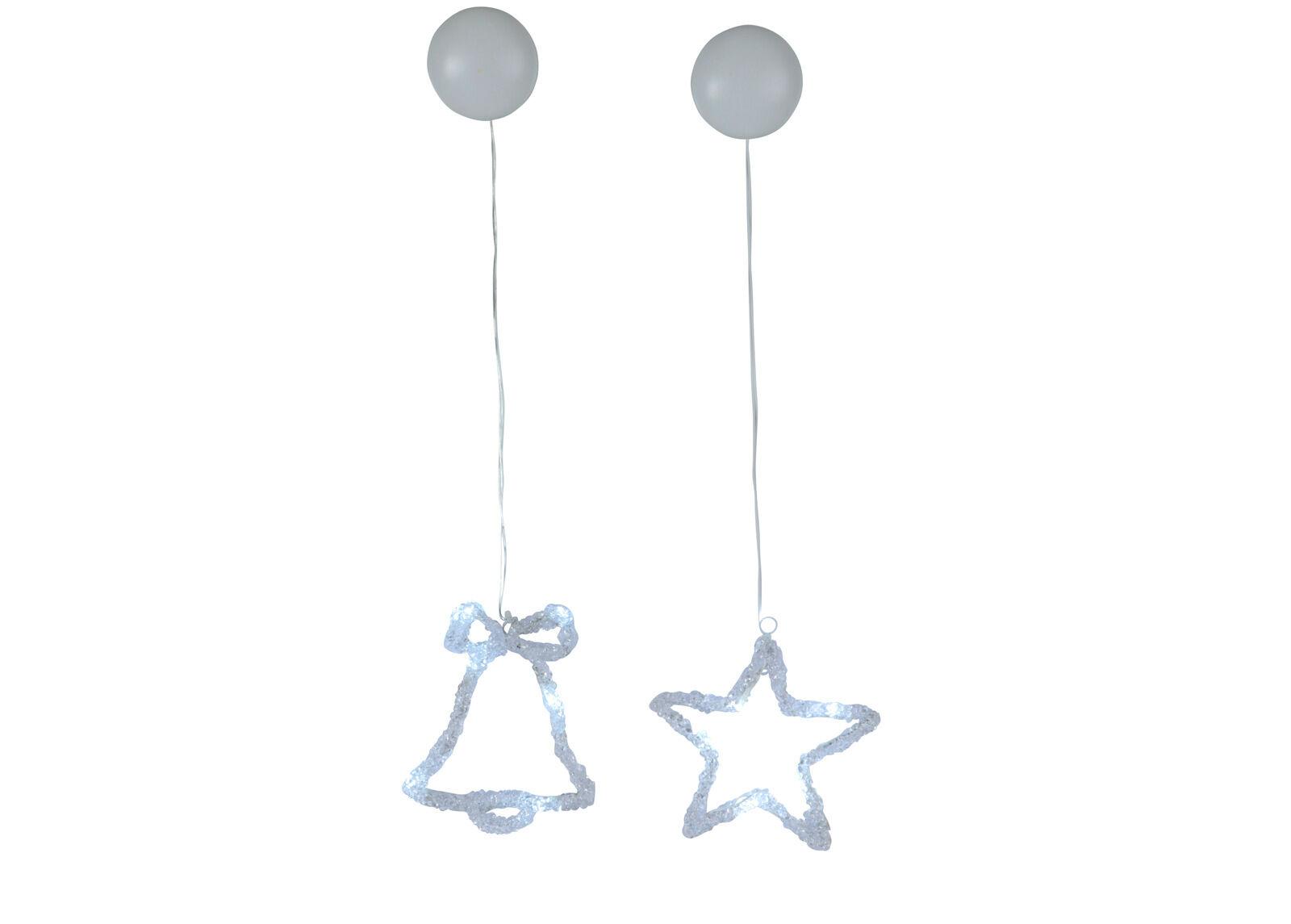 Star Trading Ikkunan joulukoriste TIUKU+TÄHTI