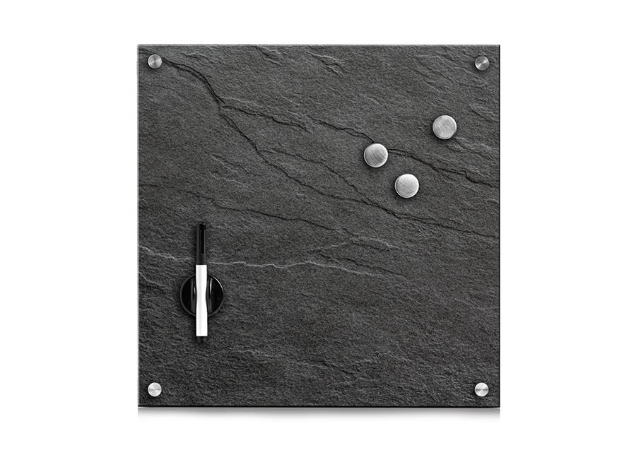 Zeller Present Lasinen muistitaulu 40x40 cm