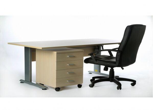 Image of Designa Sähkösäädettävä työpöytä 160x80 cm