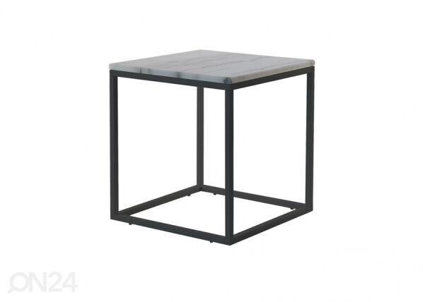 rge Marmorinen sohvapöytä ACCENT 50x50 cm