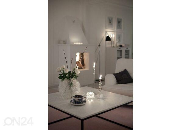rge Marmorinen sohvapöytä ACCENT 75x75 cm