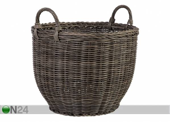 Carden4you Kori WICKER sangoilla Ø51xh36/46 cm
