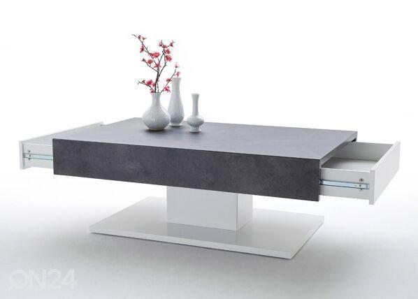 AMC Sohvapöytä LANIA I 110x70 cm