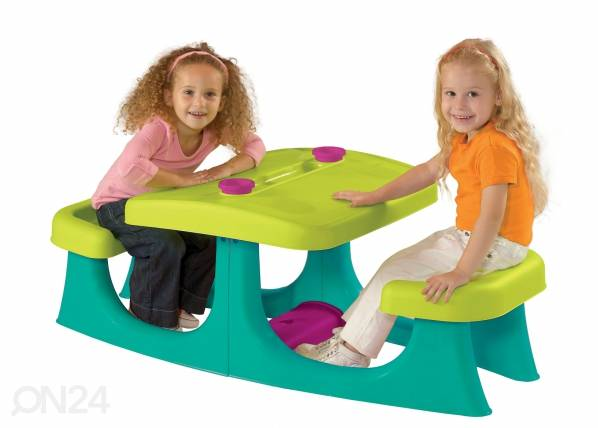 KETER Lasten leikkipöytä KETER PATIO CENTER