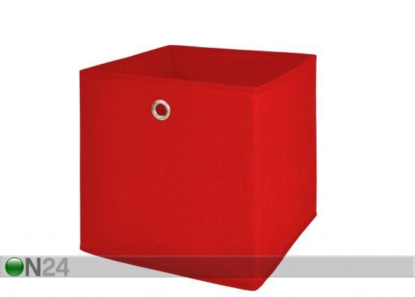 Finori Laatikko ALFA 1, punainen