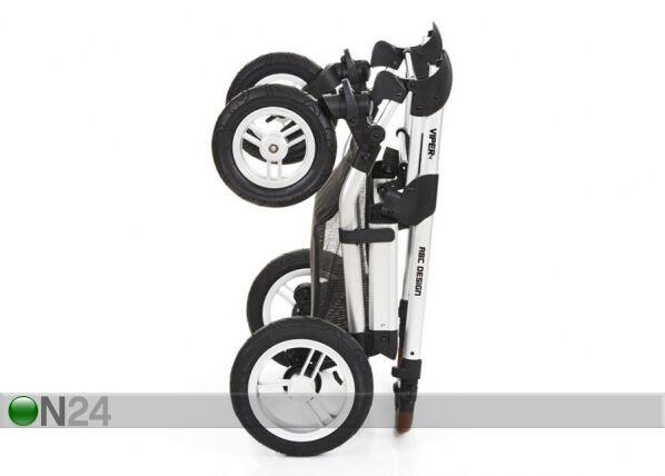 ABC Design Lastenvaunut/rattaat ABC DESIGN VIPER 4 2-1