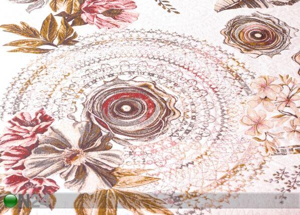 SikSak Gobeliinikankainen pöytäliina BERGAMO 140x140 cm