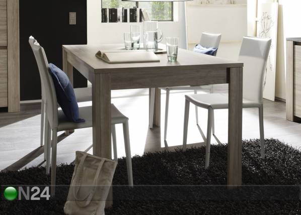 LC Ruokapöytä ELBA 160x90 cm