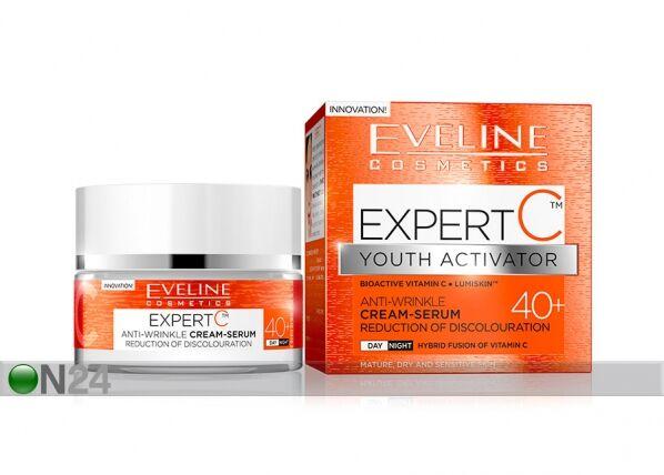 Eveline Cosmetics Expert C kasvovoide-seerumi 40+ Eveline Cosmetics 50ml