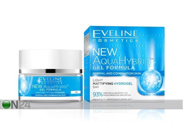 Eveline Cosmetics New Aqua Hybrid matta hydrogeeli Eveline Cosmetics 50ml