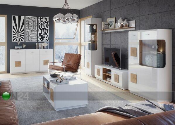 Szynaka Sohvapöytä 110x63 cm