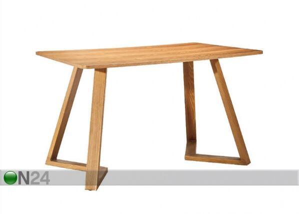BAZH Ruokapöytä TARMO 120x80 cm