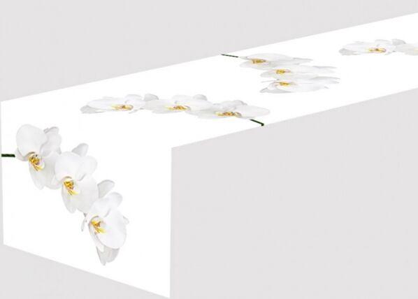 Pöytäliina SNOW WHITE BEAUTY 40x200 cm
