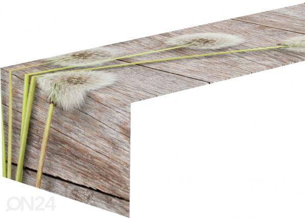 Pöytäliina AIR DANDELIONS 40x160 cm