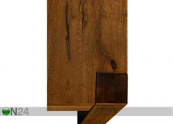 Sohvapöytä EDWARD 130x68 cm