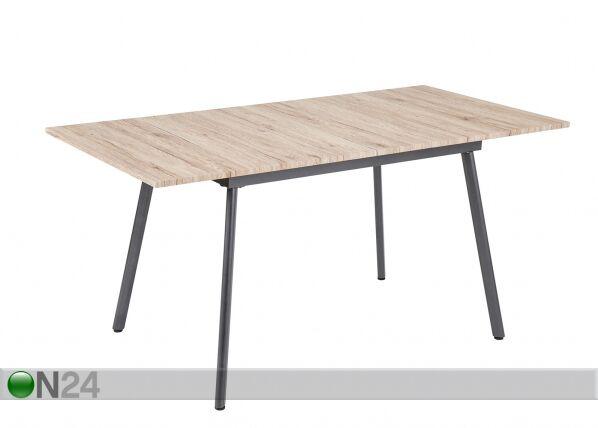 Image of Reality kõvamööbel Ruokapöytä Maike 80x120-150 cm