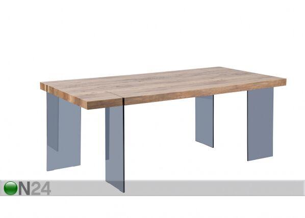 Image of Reality kõvamööbel Ruokapöytä TEXAS 90x190 cm