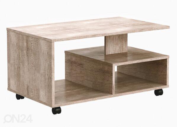SKYLAND Sohvapöytä Torr-Z 100x60 cm