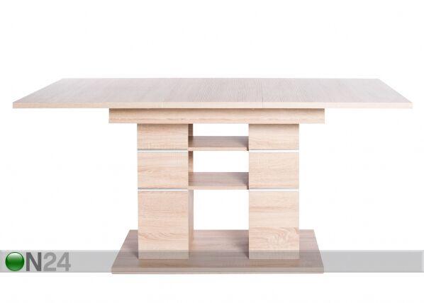 Image of Finori Jatkettava ruokapöytä 120-160x80 cm