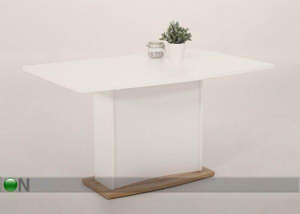 HELA Jatkettava ruokapöytä FELICE 87x136/176 cm