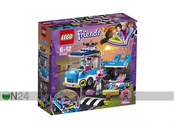 Lego Huolto van LEGO FRIENDS