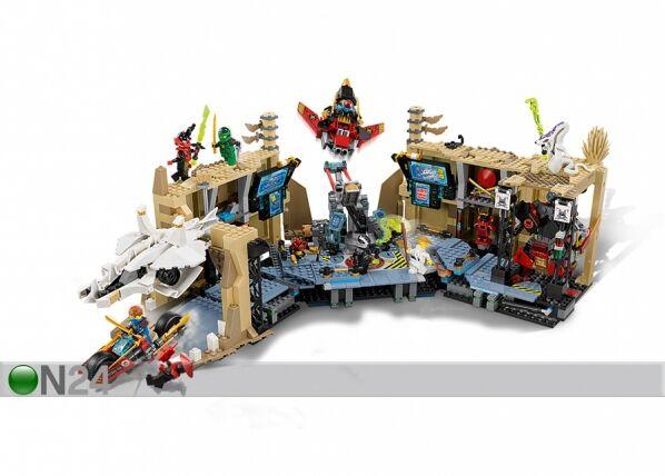 Lego Samurai X ja kaaoksen luola LEGO Ninjago