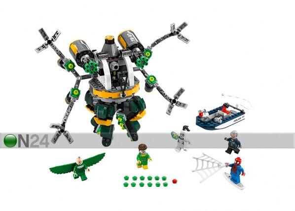 Lego Doc Ocki LEGO Super Heroes Spider-Man