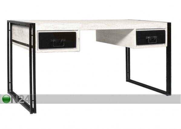 SIT Möbel Työpöytä White Panama